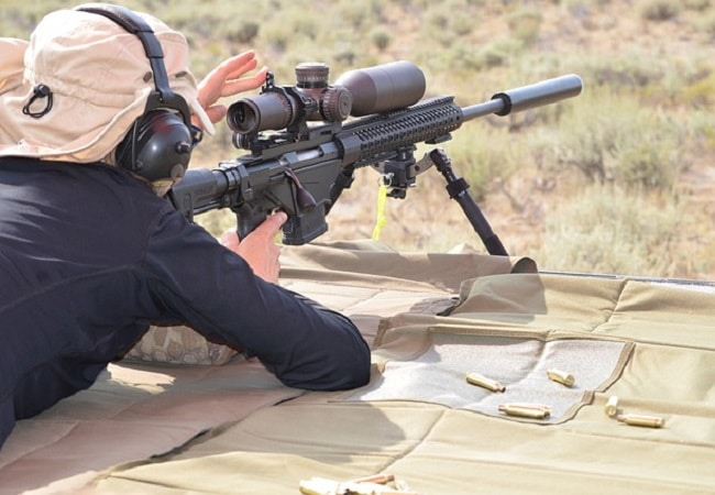 What is the best long range scope in the market?