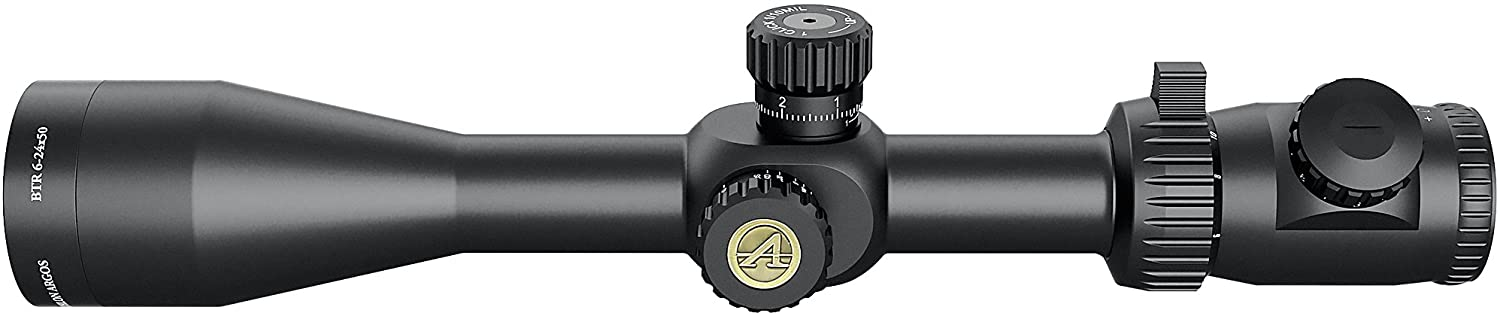 Athlon Optics , Argos BTR, Riflescope, 6-24 x 50