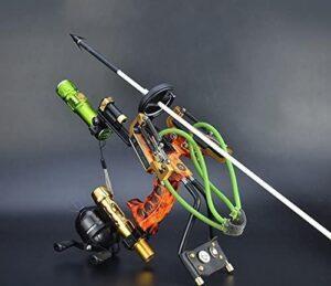 HBG Fishing Slingshot Kit with 6Pcs Fishing Arrows