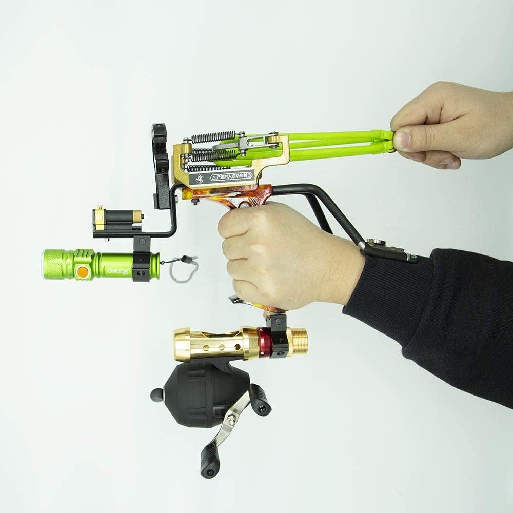 HBG Powerful Fishing Slingshot Kit