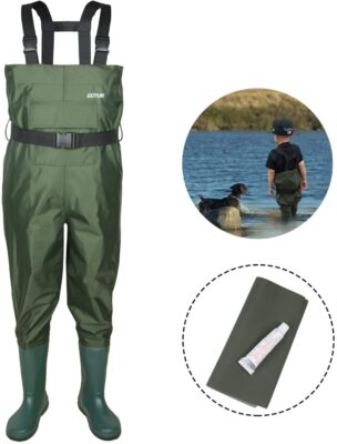 Goture Chest Waders for Kids