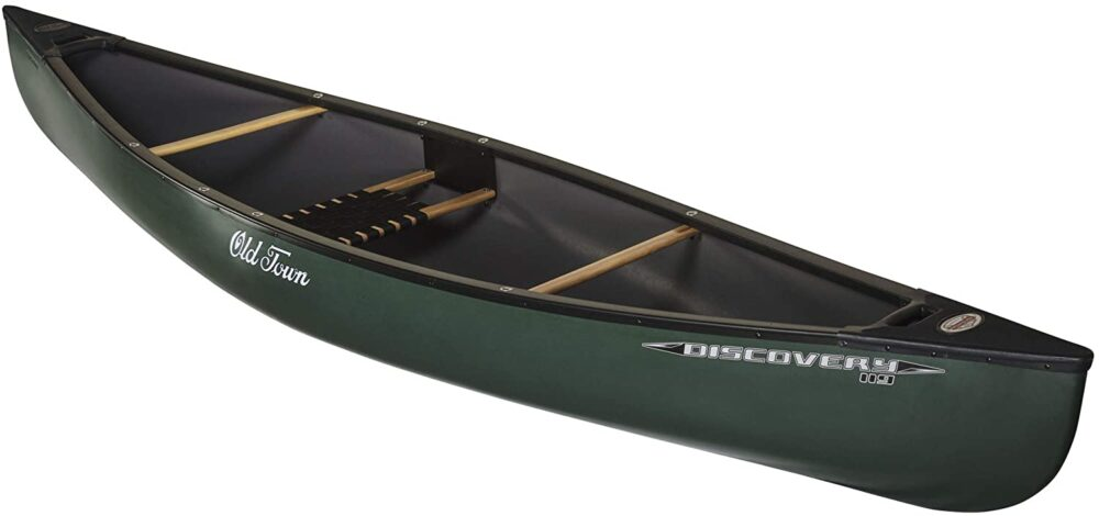 Old Town Discovery 119 Solo Canoe
