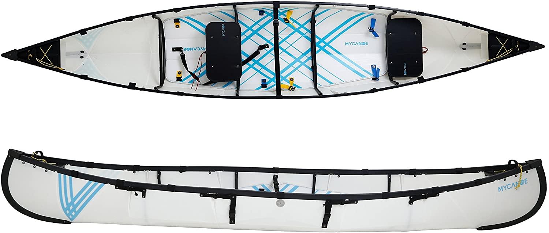 MYCANOE 2.5 Plus Origami Folding Portable Canoe