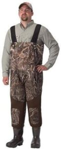 Waterfowl Wading Systems Neo Breathable Stout Hybrid Bootfoot Wader