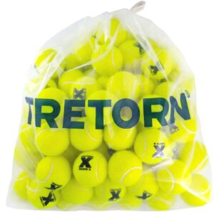 Tretorn Micro-X (Yellow) Pressureless Tennis Balls
