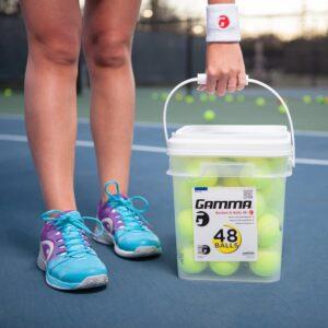 Best Tennis Balls for Ball Machines