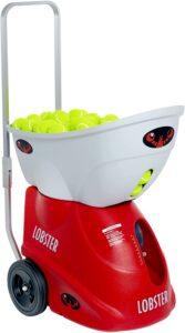 Lobster Sports – Elite One Battery Tennis Ball Machine