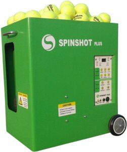 Spinshot Plus Tennis Ball Machine