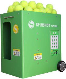Spinshot-Player Tennis Ball Machine