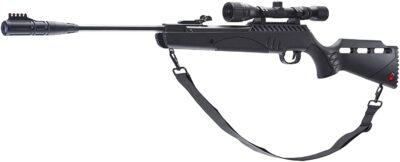 Umarex Ruger Targis Hunter Max .22 Pellet Rifle, Black