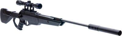 Bear River TPR 1300 Suppressed Hunting Air Rifle - .177 Airgun - Pellet Gun