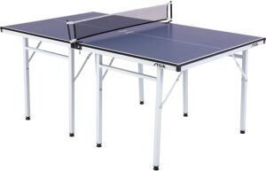 STIGA Space Saver Table Tennis Table- Best Ping Pong Tables under 300 USD