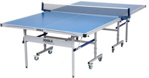 JOOLA NOVA – Outdoor Table Tennis Table with Waterproof Net Set