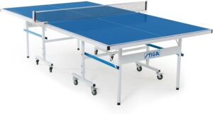 Stiga XTR Series Table Tennis Table