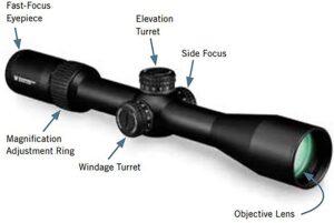 ortex Optics Diamondback Tactical First Focal Plane Riflescopes