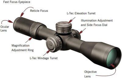 Vortex Optics Razor HD Gen II First Focal Plane Riflescopes
