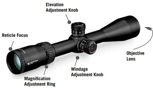 Vortex Optics Diamondback Tactical Second Focal Plane Riflescopes