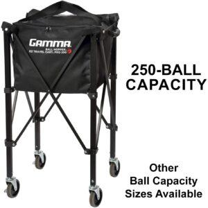 Gamma Sports EZ Travel Cart Pro, Portable