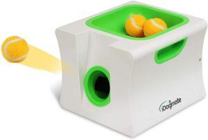 iDog Mini Ball Launcher Rechargeable Ball Thrower