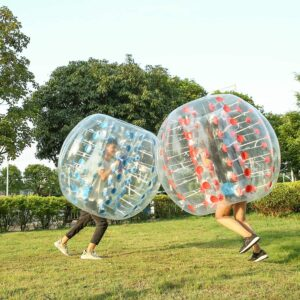 Ludosport Inflatable Bumper Bubble Balls
