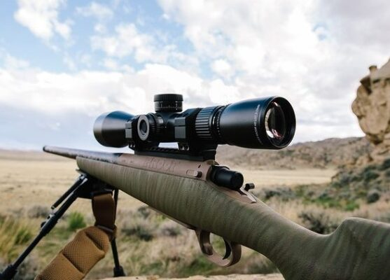 Best High End Rifle Scopes