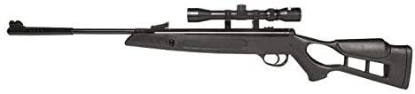 Hatsan Edge Air Rifle, Vortex Piston, Black air rifle