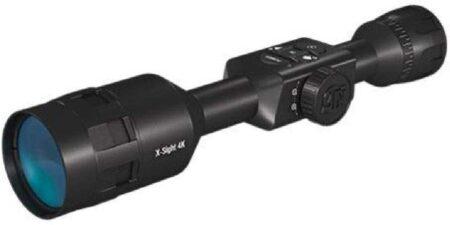 ATN X-Sight 4K Pro Smart Day/Night Rifle Scope - Ultra HD 4K technology