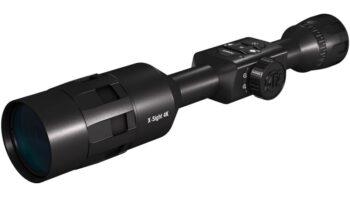 ATN X-Sight 4K Pro Edition 5-20x Smart HD Day/Night Riflescope