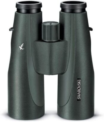 SWAROVSKI Optik 15x56 SLC Series Water Proof Roof Prism Binocular with 4.5 Degree Angle of View, Green
