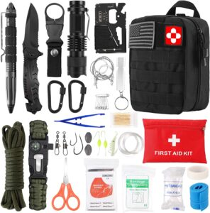 Best Survival Kits for Hiking