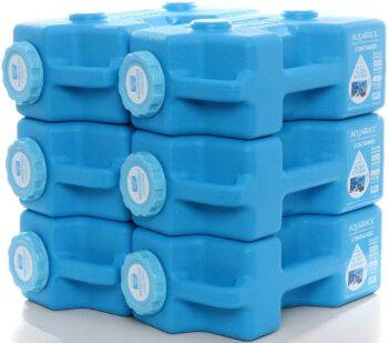 Sagan Life AquaBrick Water Storage Containers