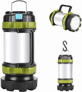 Camping Lantern Rechargeable , Alpswolf Camping Flashlight