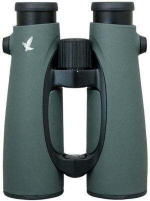 Swarovski EL 12x50 Binocular with FieldPro Package, Green - 2 MOA Dot