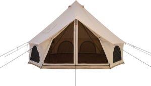 WHITEDUCK Avalon Canvas Bell Tent