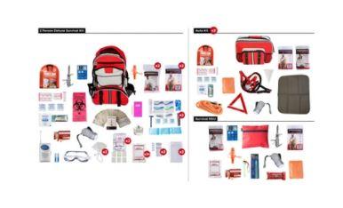 Preparedness Family Package 2