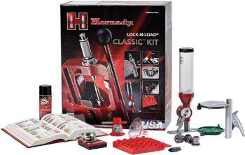 Hornady Lock-N-Load Classic Reloading Press Kits-Reloading Kits for Beginners