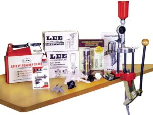 LEE PRECISION Classic Turret Press Kit-Reloading Kits for Beginners