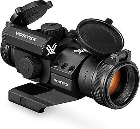 Vortex Optics Strikefire II Red Dot Sight-Vortex Red Dots Review
