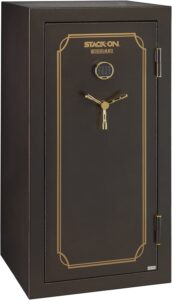 Stack-On W-40-BH-E-S Woodland 36-40 Gun Safe with Electronic Lock