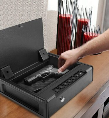 Best Bedside Fingerprint Gun Safe
