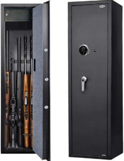 Moutec Large Biometric Rifle Safe