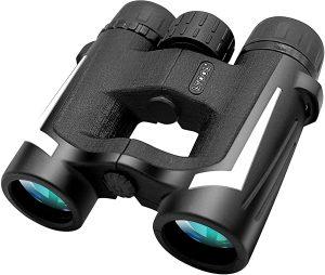 LTOOL 10x28 Compact Binoculars