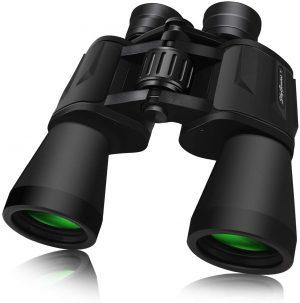 SkyGenius 10x50 Powerful Binoculars for Adults