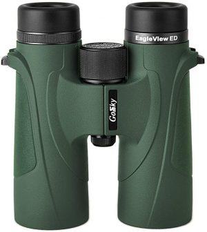 Gosky EagleView 10x42 ED Binoculars
