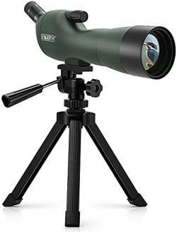 Emarth 20-60x60AE 45 Degree Angled Spotting Scope