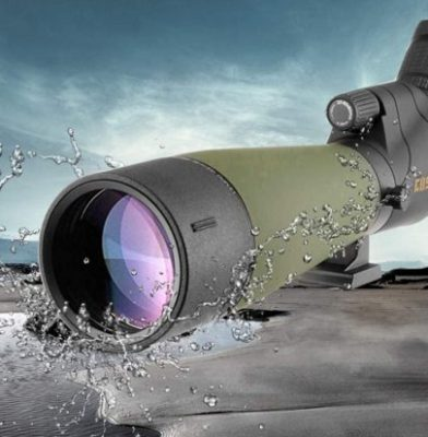 Spotting Scope for Ocean Viewing