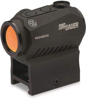Sig Sauer SOR52001 Romeo5 1x20mm - Best Red Dot for AR Pistol