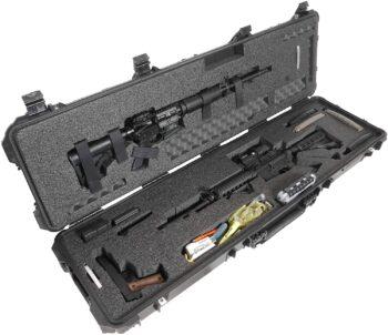 Case Club 2 AR Pre-Cut Waterproof Rifle Case