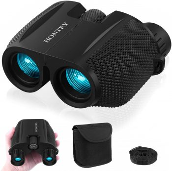 Hontry 10x25 Compact Binoculars