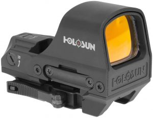 Holosun HS510C 2MOA Holographic Red Dot Sight